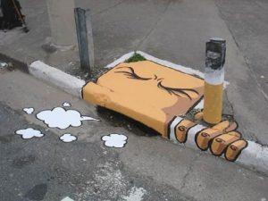الرجل لا تكفيه سيجارة واحدة / غادة الحجاجي