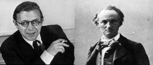 Sartre Baudelaire Laghoo