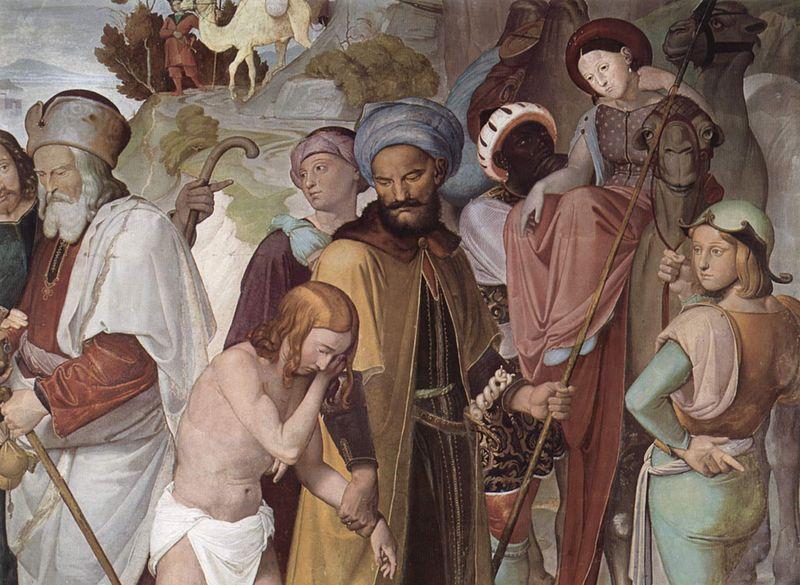 يوسف وإخوته .. كما روى توماس مان / جوزيف ابشتاين