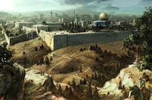 In Jerusalem / Mahmoud Darwish