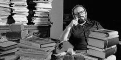 عن الطفولة والكتب – مقابلة مع امبرتو إيكو