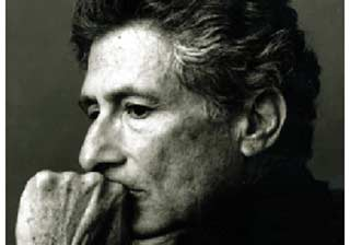 Orientalism is a cultural and a political fact / Edward Said